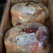 Topside - Frozen boneless beef