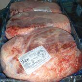 Blade - Frozen boneless beef