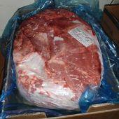 Chuck - Frozen boneless beef