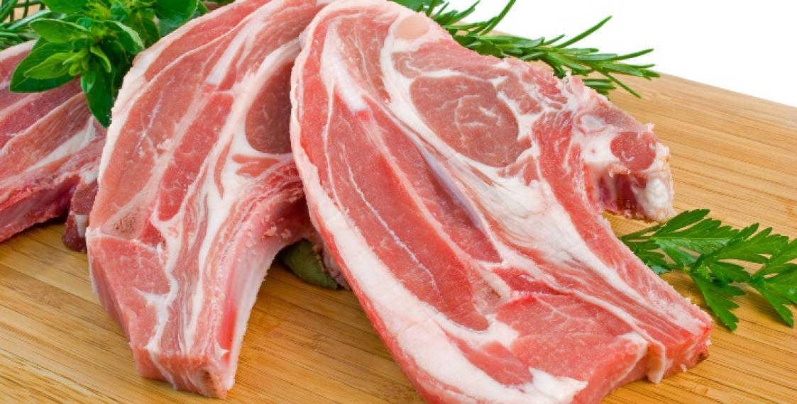 Производство свинины в России в 2016 году выросло на 9,4 процента
