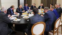 В.В.Путин: возможности России в сельском хозяйстве огромные